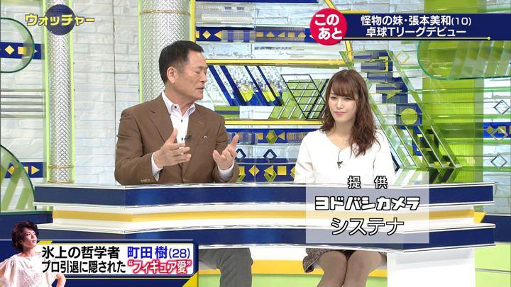 2019年02月02日鷲見玲奈の画像20枚目
