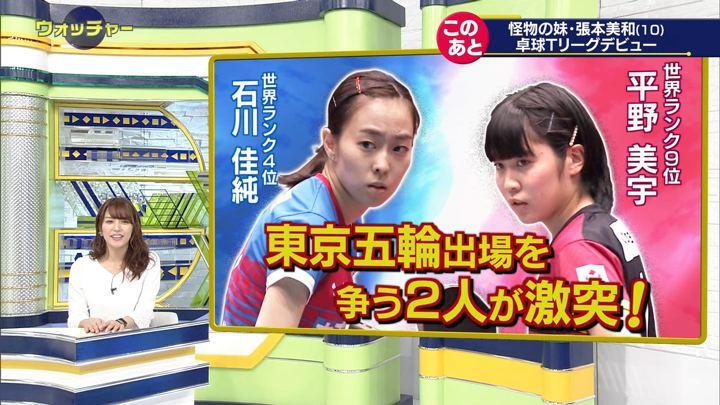 2019年02月02日鷲見玲奈の画像23枚目
