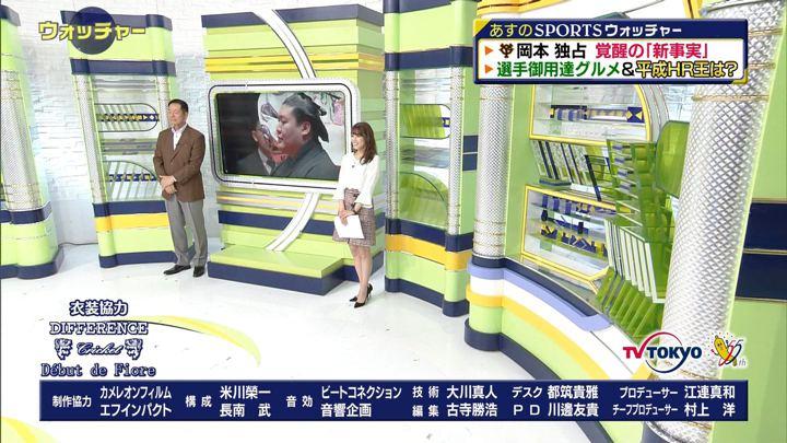 2019年02月02日鷲見玲奈の画像27枚目