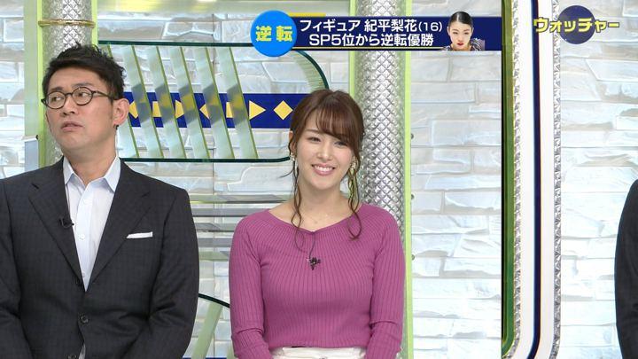 2019年02月09日鷲見玲奈の画像05枚目