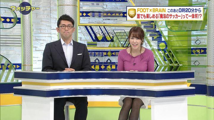2019年02月09日鷲見玲奈の画像11枚目