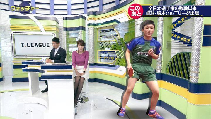 2019年02月09日鷲見玲奈の画像18枚目