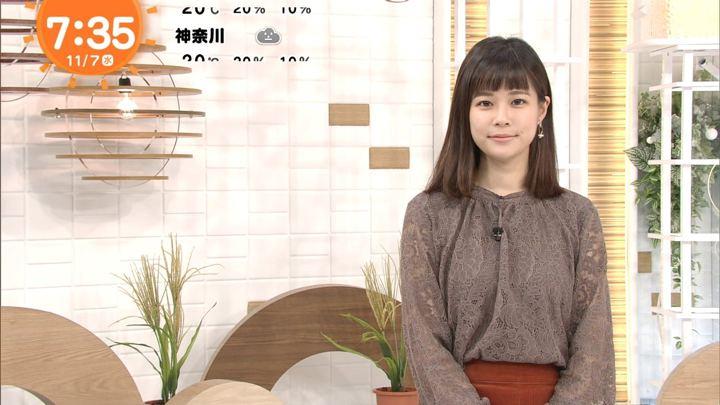 鈴木唯 めざましテレビ (2018年11月07日放送 10枚)
