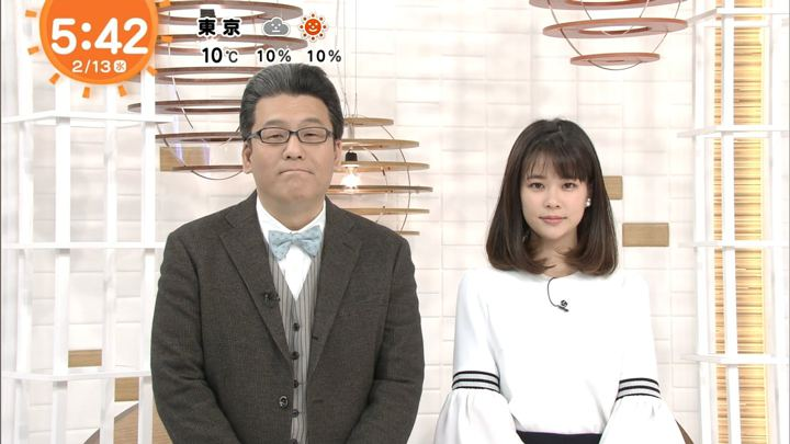 2019年02月13日鈴木唯の画像01枚目