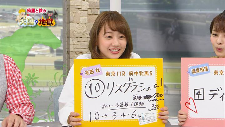 2018年10月13日高田秋の画像09枚目