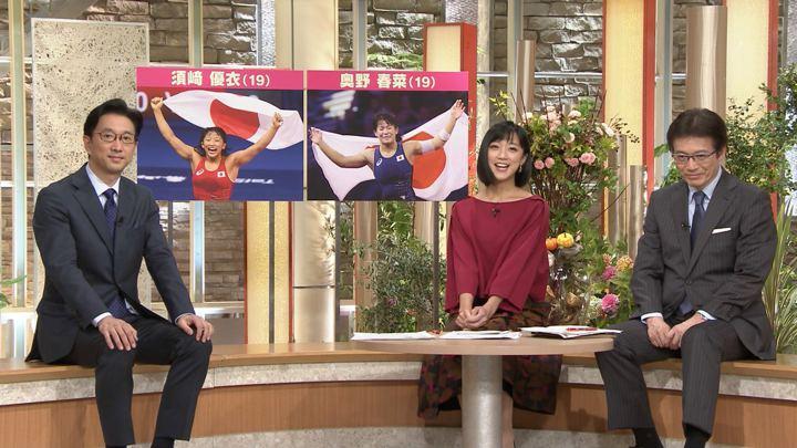 2018年10月26日竹内由恵の画像20枚目