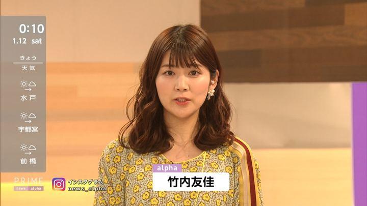 竹内友佳 プライムニュースα プライムニュース (2019年01月10日,11日放送 32枚)