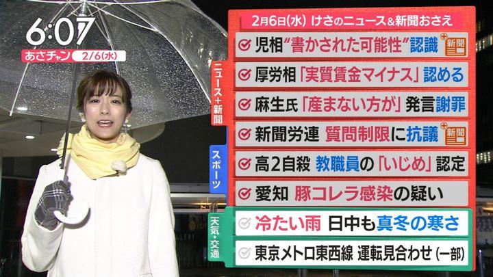 2019年02月06日田村真子の画像05枚目