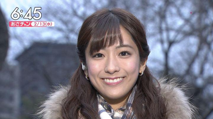2019年02月13日田村真子の画像12枚目