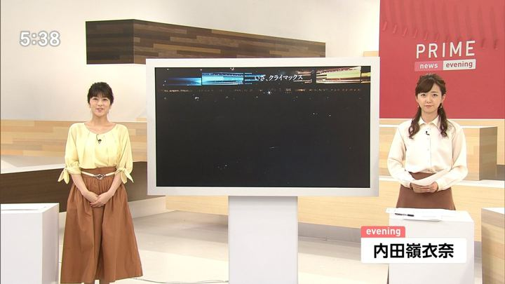 2018年10月13日内田嶺衣奈の画像01枚目