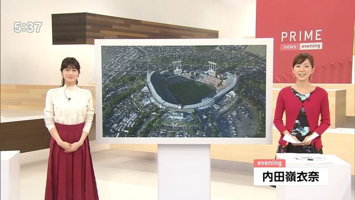 2018年10月27日内田嶺衣奈の画像01枚目