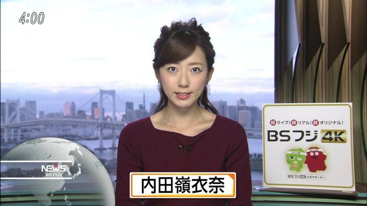 内田嶺衣奈 BSフジニュース プライムニュース プライムニュースイブニング (2018年12月05日,08日,09日放送 31枚)