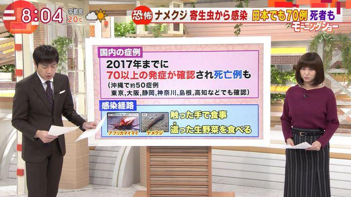 2018年11月07日宇賀なつみの画像04枚目