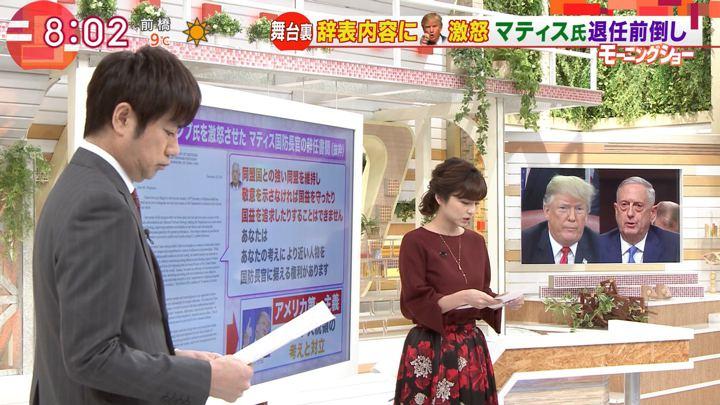 2018年12月25日宇賀なつみの画像02枚目