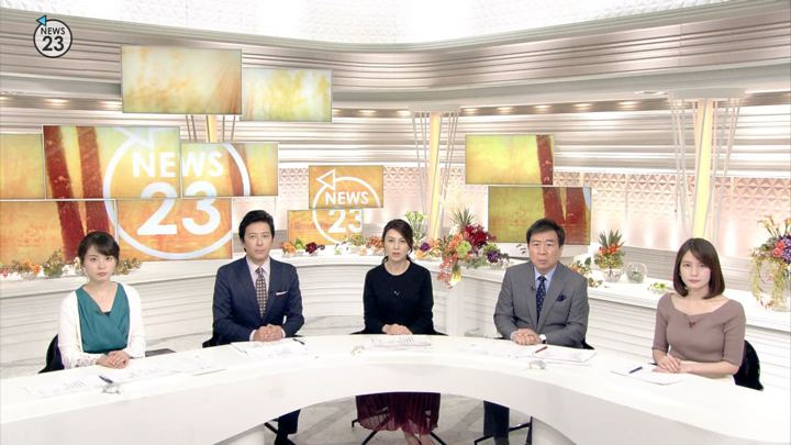 2018年10月16日宇内梨沙の画像01枚目