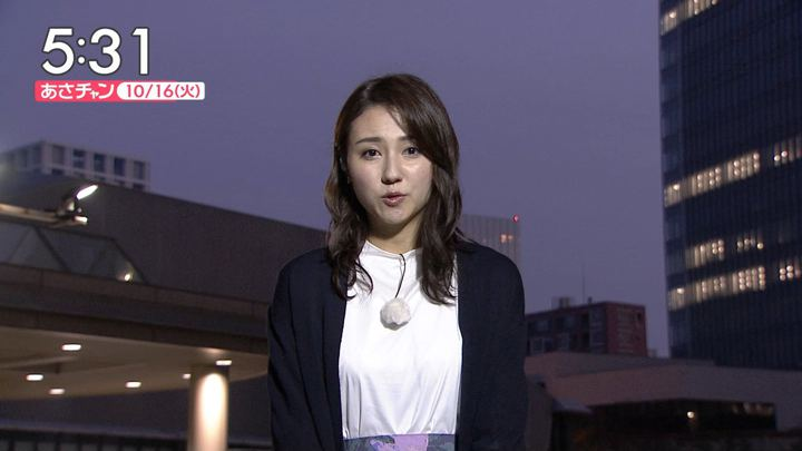 山形純菜 あさチャン! (2018年10月16日,18日,19日放送 33枚)