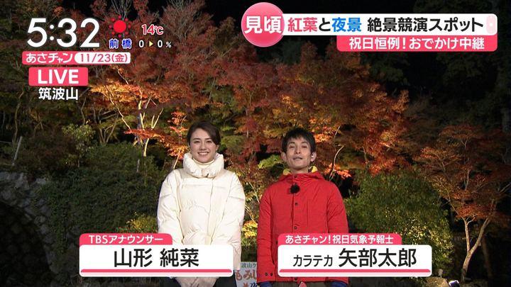2018年11月23日山形純菜の画像01枚目