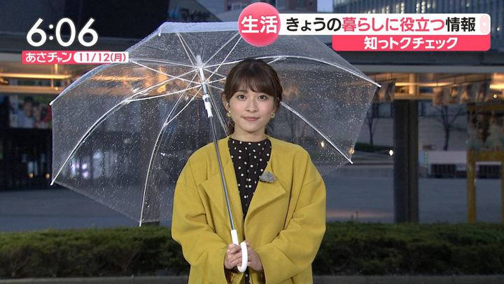 2018年11月12日山本里菜の画像09枚目