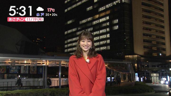 山本里菜 あさチャン! (2018年11月19日放送 17枚)