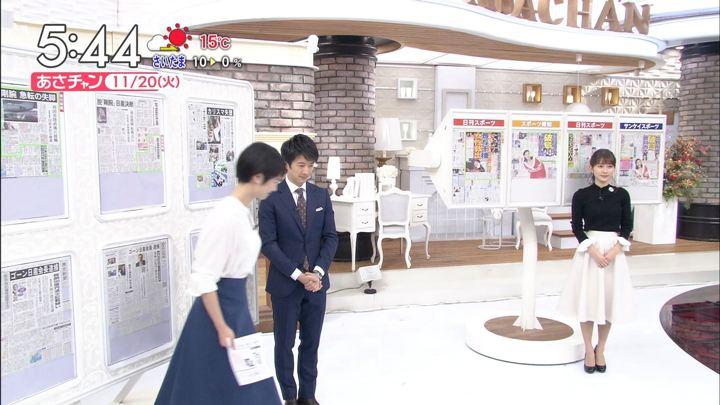 2018年11月20日山本里菜の画像01枚目