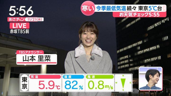 2018年11月21日山本里菜の画像04枚目