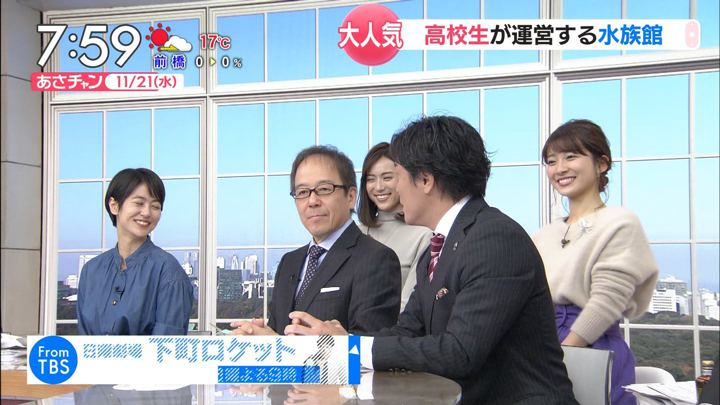 2018年11月21日山本里菜の画像17枚目