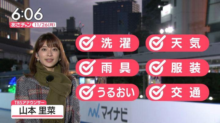 2018年11月26日山本里菜の画像07枚目