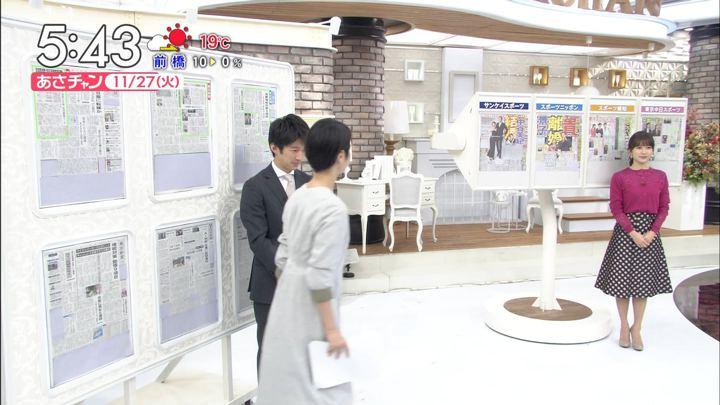 2018年11月27日山本里菜の画像01枚目