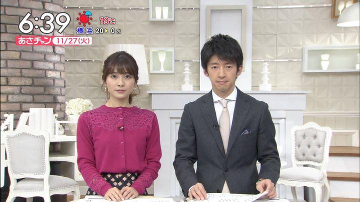 2018年11月27日山本里菜の画像17枚目