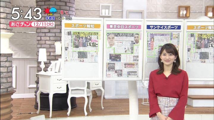 2018年12月11日山本里菜の画像01枚目