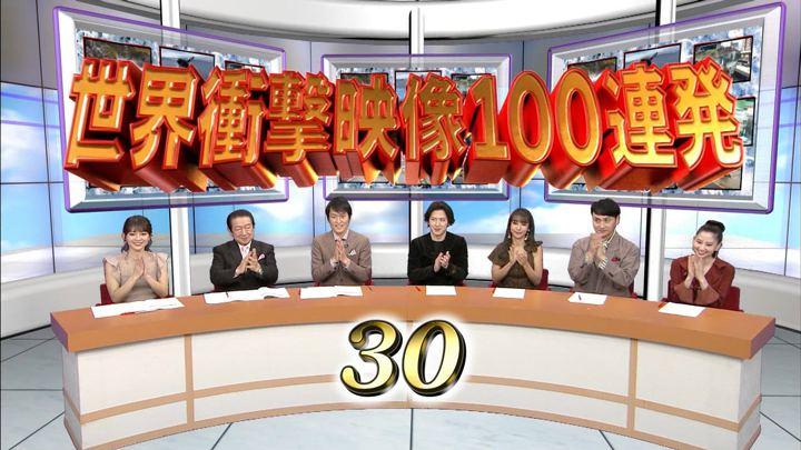 山本里菜 世界衝撃映像100連発 (2019年01月14日放送 9枚)