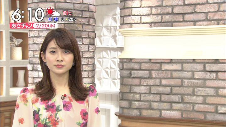 山本里菜 あさチャン! (2019年02月20日放送 14枚)