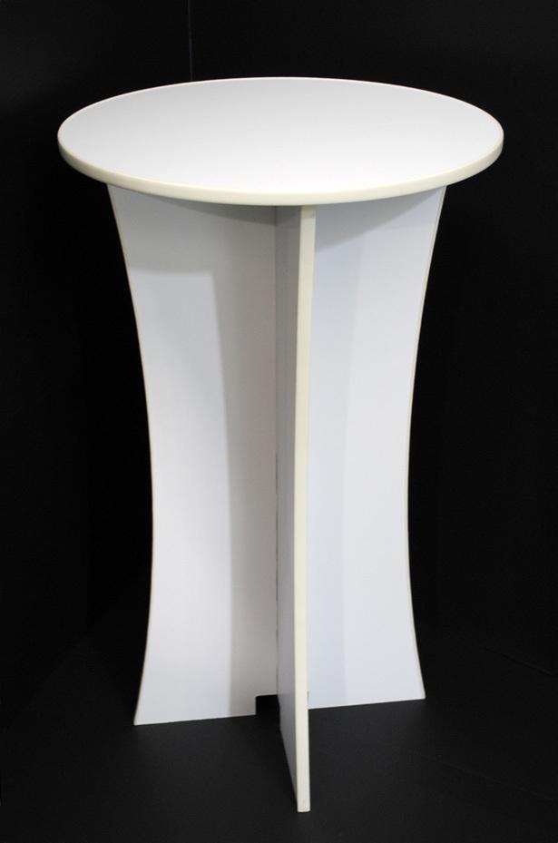 段ボール製テーブル・ダンボール倶楽部