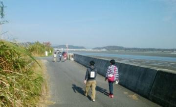 厚狭川河口