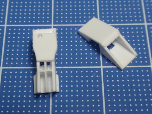 インテーク側シリンダーブロックの修整