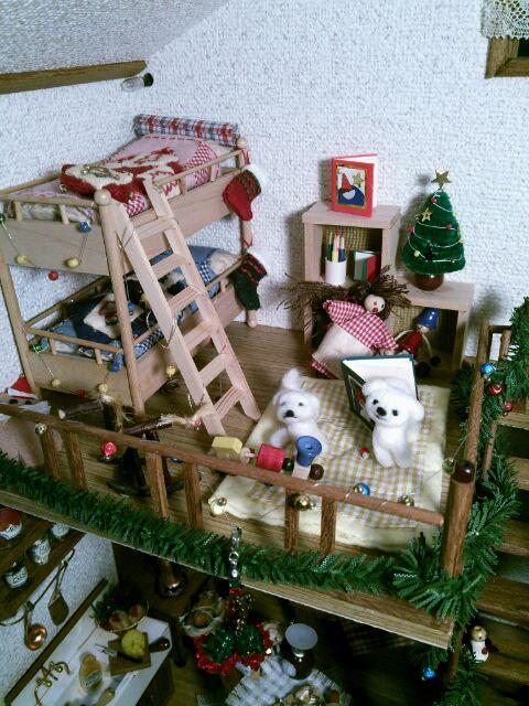 5ドールハウス冬