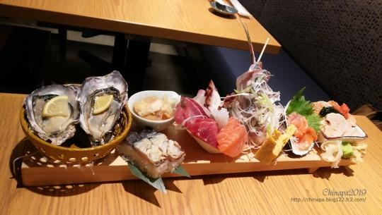 やっぱり日本の魚が美味しい