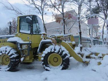 011除雪車