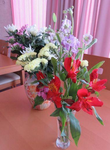 018切り花
