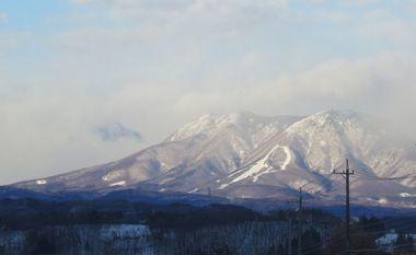 013飯綱山