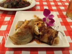 190306銀座インズ台湾料理夕食