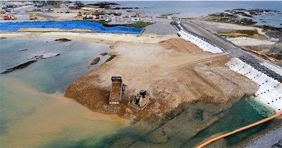「辺野古」の地元、名護市議会が土砂投入中止を要請B01dpSMI