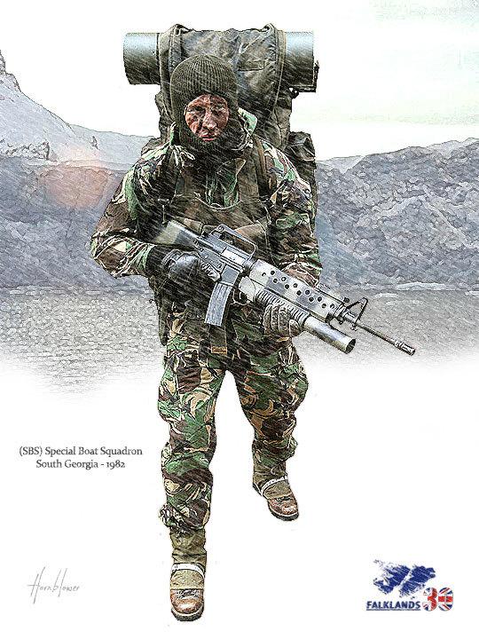 M16A1 M203 グレネードランチャー付き