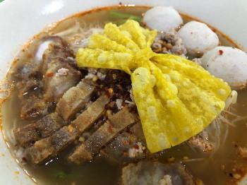 クイッティアオ、タイ料理