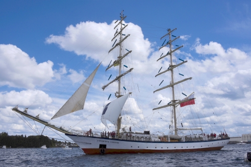 F Chopin Parade of Sail 1
