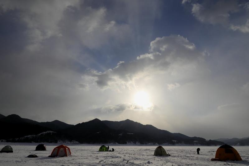 0015 糠平湖