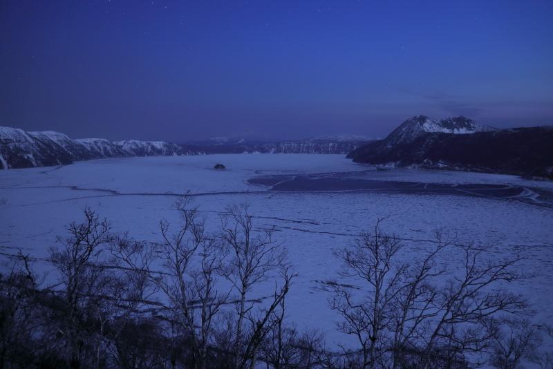 0903 5時4分の摩周湖