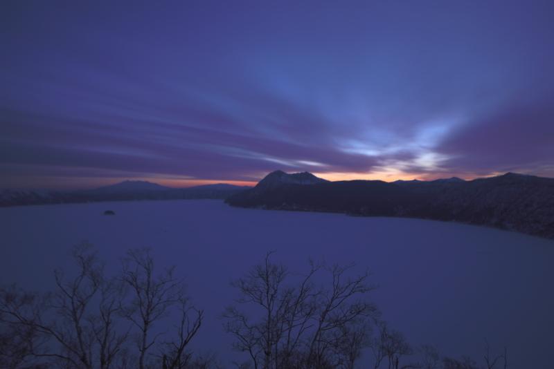 1350 摩周湖の朝