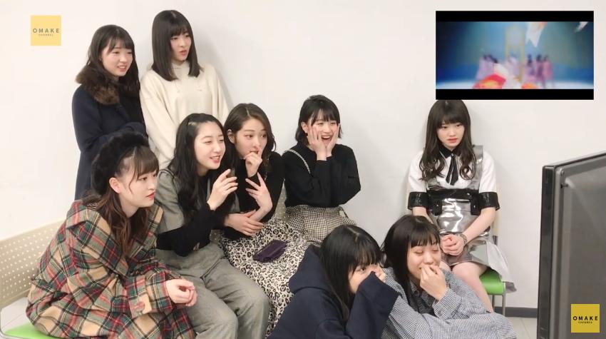 つばき5thシングルMV鑑賞会07