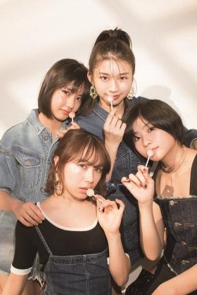 ViVi2019年04月号石田牧野加賀横山